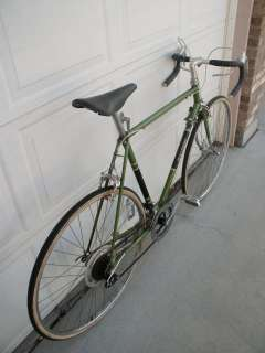 1974 RALEIGH GRAND PRIX 10 SPEED MOSTLY ORIGINAL BICYCLE READY TO RIDE
