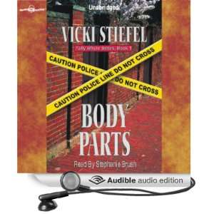 Body Parts: Tally Whyte Mystery Series #1