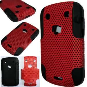 High Quality Silicone Case Cover Mesh Hard Back Case for