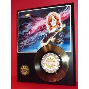 Bonnie Raitt 24kt Gold Record LTD Edition Display ***FREE PRIORITY