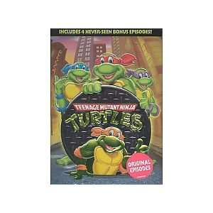 com Teenage Mutant Ninja Turtles Season 1 DVD with 4 Bonus Episodes