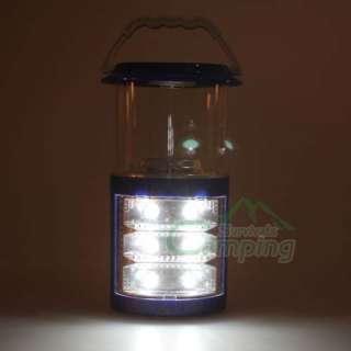 New Portable 2 Mode 12 LED Bivouac Camping Lantern Light Lamp Tent