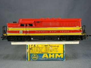 DTD   HO SCALE   AHM RIVAROSSI BL2 DIESEL ENGINE   FLORIDA EAST COAST