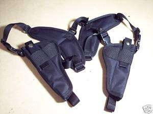 DOUBLE Shoulder Holster TAURUS PT 1911 5 / RUGER P95 4 ..USA