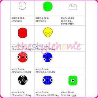 sku b000105090 description key words molecular model set general and