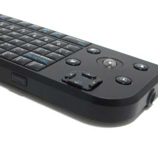 4GHz Remote Mini Wireless Keyboard with Lazer Mouse Trackball For