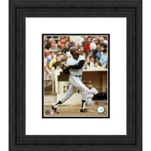 Framed Willie McCovey San Francisco Giants Photograph