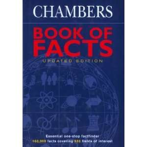 Chambers Book of Facts (0046442100571) Una McGovern Books