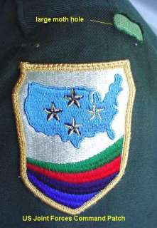 1964 Brave Rifles 3rd Armored Cavalry Rgt Vietnam War US Army Uniform