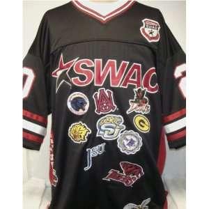 Extra Large   Black SWAC Southwestern Athletic Conference