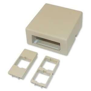 Suttle Surface Mount Box IVORY Electronics