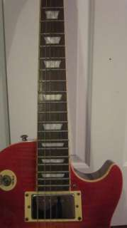 Gibson Les Paul Epiphone Sunburst Electric Guitar U99010937 Case