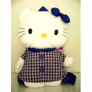 Hello Kitty Sports Plush Backpack Toys & Games