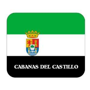 Extremadura, Cabanas del Castillo Mouse Pad: Everything