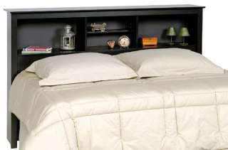Sonoma Double/Full/Queen Size Bed Headboard   Black NEW
