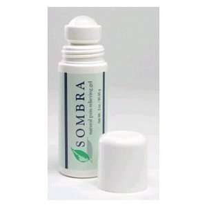 Sombra Natural Pain Relieving Gel  3 oz. Roll on   Money