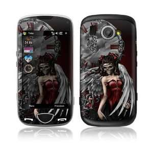 Samsung Omnia 2 i920 Decal Skin Sticker    Gothic Angel