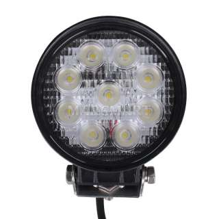 2x SUV Crane/Boat/Tractor Fishing Deck Led Work Light 2150 Lumen 10V