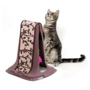 Lean On Me Cat Scratch Post