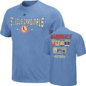 St. Louis Cardinals Youth Majestic Baseball Tickets T