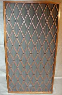 Pioneer CS A700 CSA700 Lattice Speaker Grill Cover Great Shape