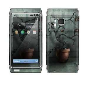 Alive Decorative Skin Cover Decal Sticker for Nokia N8 cell