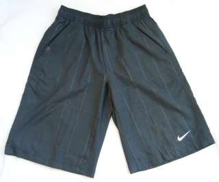 Nike Rafa Nadal BOYS DRI FIT shorts New Grey M L XL