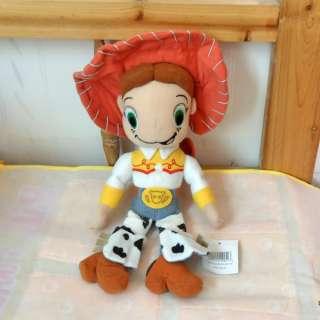 Disney Toy Story 3 JESSIE Plush Dolls Soft Toy New 12