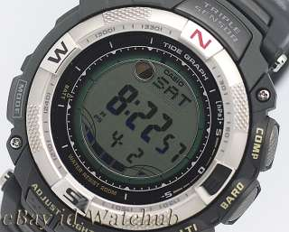 2011 CASIO PROTREK TOUGH SOLAR TRIPLE SENSOR MULTI FUNCTION 660Ft