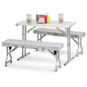 Here handicap accessible picnic table plans ambla for Wheelchair accessible picnic table plans