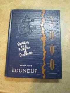 2000 SOUTHWOOD High School SHREVEPORT, LA Yearbook BOOK