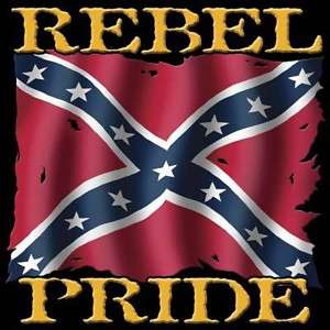 Dixie Southern REBEL PRIDEKEEP IT FLYING