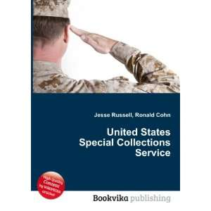 United States Special Collections Service Ronald Cohn