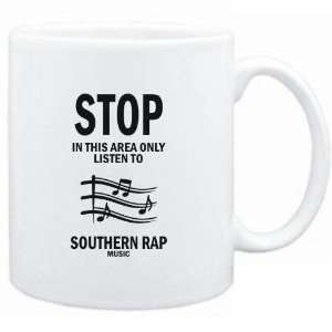 Mug White  STOP   In this area only listen to Southern Rap music