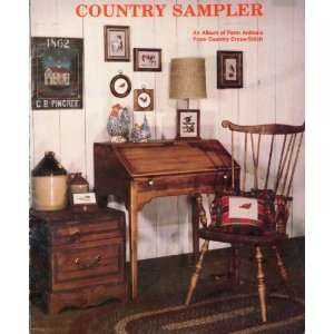 Country Sampler   An Album of Farm Animals from Country