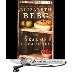 Pleasures (Audible Audio Edition) Elizabeth Berg, Sandra Burr Books