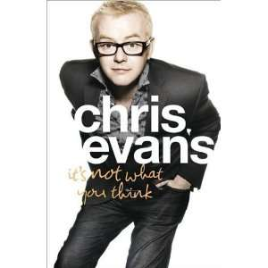 Chris EvanssIts Not What You Think [Hardcover](2010)  N