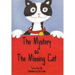 Missing Cat (9780956998026) Ann Patricia Hall, Kate Toullis Books