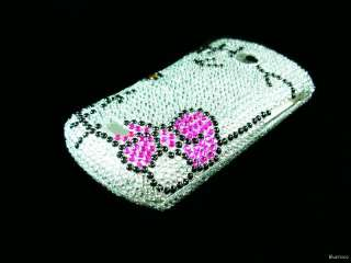 Hello Kitty Bling Crystal RHINESTON Cases for Samsung S5620 Monte