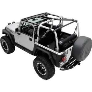 Smittybilt 76900 SRC Cage Kit for Jeep TJ   6 Piece