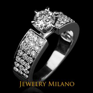25 CT D VS REAL CERTIFIED DIAMOND ANNIVERSARY RING YELLOW GOLD 14K