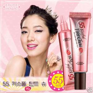ETUDE HOUSE 55 Kissful Tint Chou, #3 Strawberry Chou