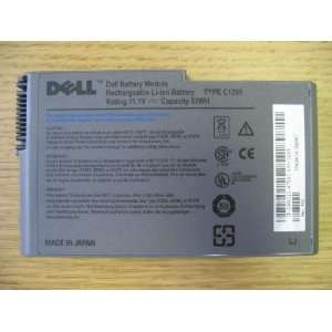 DELL Inspiron 600m battery C1295 53WH 6 Cells Everything