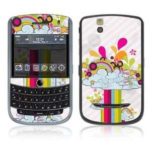 In The Sky Decorative Skin Cover Decal Sticker for Blackberry Tour