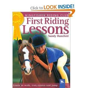 (Kingfisher Riding Club) (9780753408070): Sandy Ransford: Books