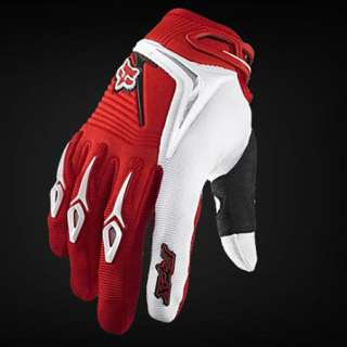 Motorcycle Racing Cycling Bicycle bike Gloves Red M L XL