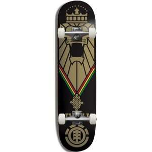 Element Skateboards Nyjah Pendent Complete   7.5: Sports