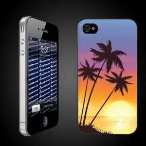 Beach Theme iPhone Case Designs Sunset on the Beach
