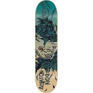 Baker Don Nguyen Cockfight Skateboard Deck   8.19 x 32.25