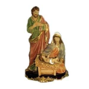 Holy Family Nativity Scene   Virgin Mary, Saint Joseph